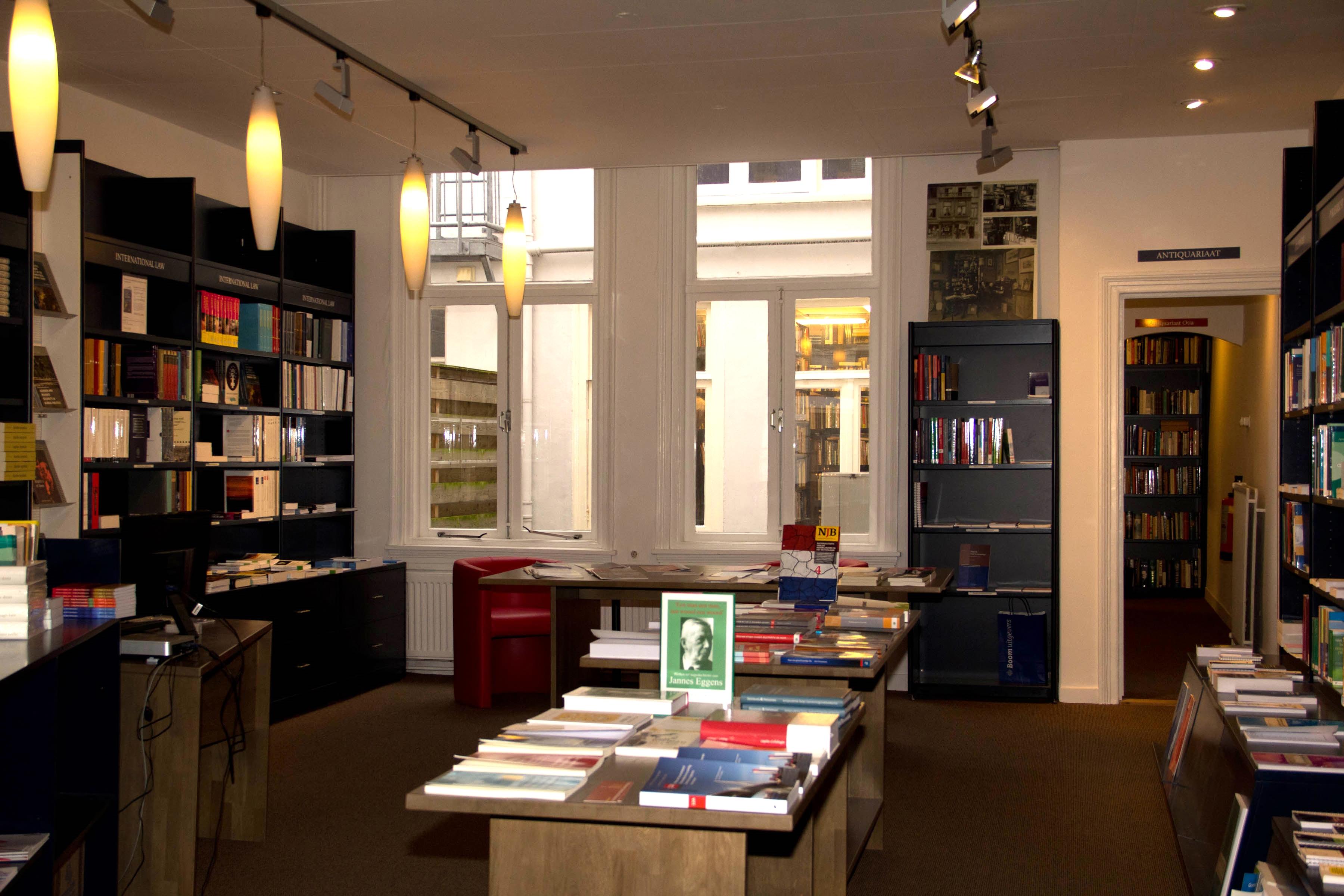 juridische boekhandel